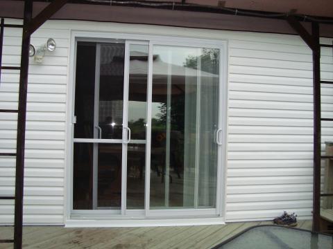 portes, portes patio et fenêtres