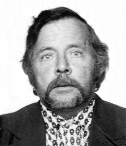 Yvon à l'âge de 49 ans. Photo prise en 1976.